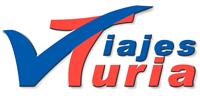 Viajes Turia – Tu agencia de viajes en Valencia Logo